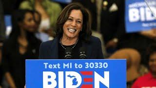 بايدن يختار السيناتورة كامالا هاريس