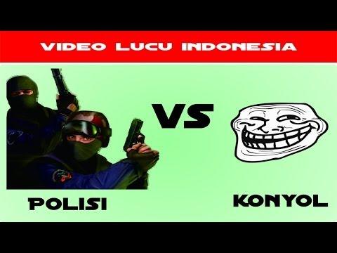 Video Lucu Indonesia - Eps Polisi Vs Hal Konyol
