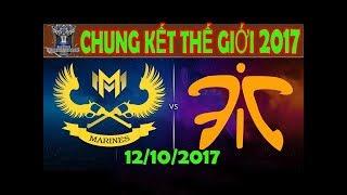 [TB2] GAM vs FNC Highlight - Vòng Bảng Chung Kết Thế Giới 2017 [12/10/2017]