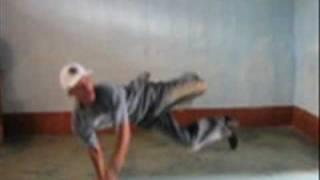 COMO HACER BREAK DANCE (BASICO PRIMERA PARTE) NIKO-C