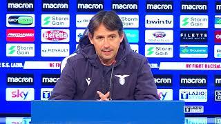 Lazio-Parma | Mister Inzaghi alla vigilia della gara