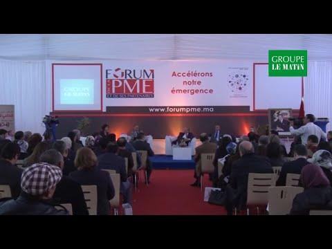 CONFÉRENCE PME : L'ACCÈS DE LA PME AU FINANCEMENT, ENTRE LE DISCOURS ET LES ATTENTES