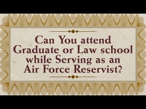 Q and A: Grad/Law School