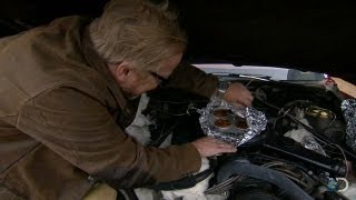 Cooking by... Car | MythBusters