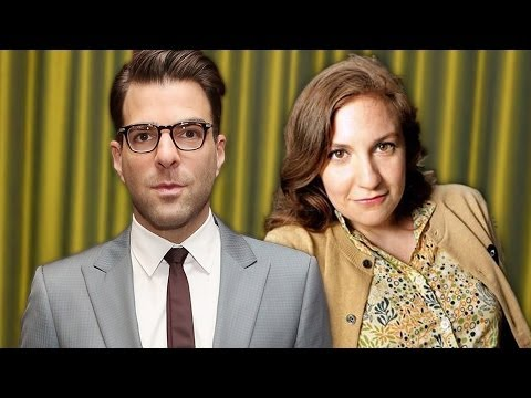 Girls Season 4 Casts Zachary Quinto and Gillian Jacobs