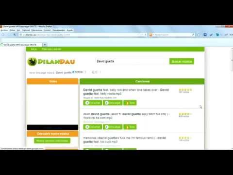 Cómo descargar música gratis con Dilandau