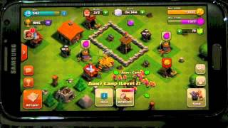 Town Hall 2 Lvl 14 In Crystal League In Clash Of Clans