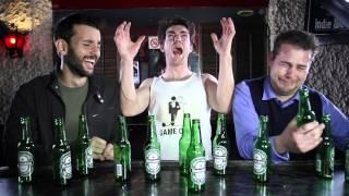 """Heineken NEW 2014 Commercial- """"Tantrums"""""""