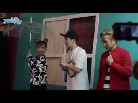 [ Khởi My & Kelvin Khánh ] Khánh ôm My hậu trường alo alo.