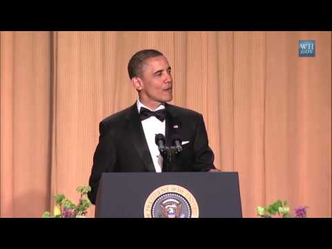 Barack Obama Tells Jokes that are Actually Funny