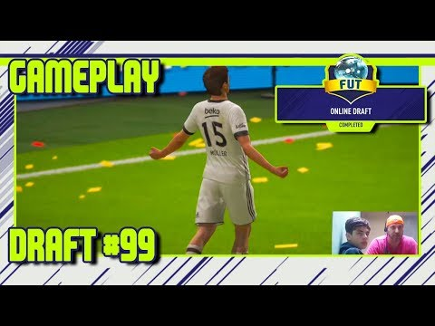 FIFA 18 - Draft #99 & Pack Opening