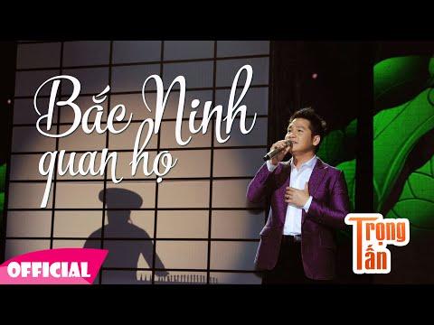 Bắc Ninh, Kinh Bắc [MV Karaoke - Lyric] - Trọng Tấn | Album Chuyện Tình Kinh Bắc