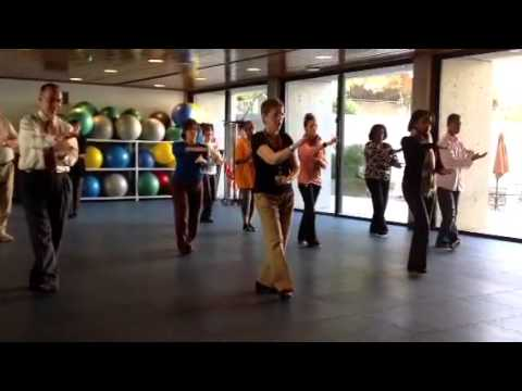 Tai Chi Class at the University of Tennessee Health Science