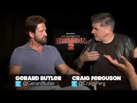 Gerard Butler Sings Sex Packets From Digital Underground
