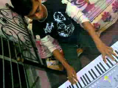Ekdin up yiun humko miljayenge in Piano by Subhajit