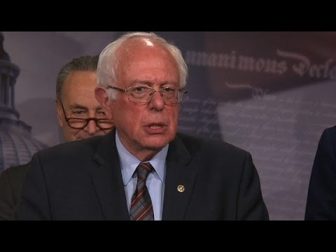 Sanders: Don't call this a health care bill
