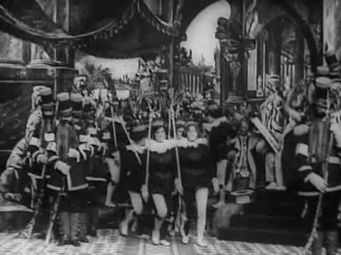 1910 Wonderful Wizard Of Oz, The - part 1