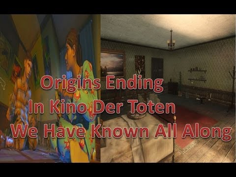 We Have Known Since Kino, Origins Ending Cutscene in Kino Der Toten