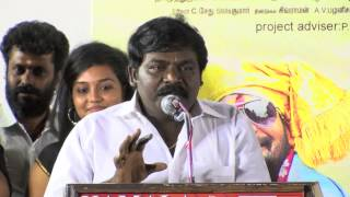 I did not bargain in my Salary — Actor Imman Annachi