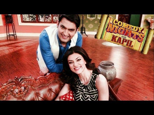 Comedy Nights with Kapil : Sushmita Sen on the show with Kapil Sharma | 20th April 2014 FULL EPISODE