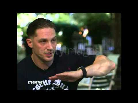 Tom Hardy interviewed about Locke