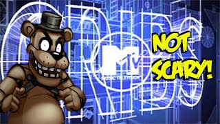How To Make Five Nights At Freddys 2 NOT SCARY MTV Cribs