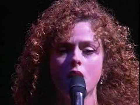 Faithless Love by Bernadette Peters