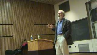David Harvey Lecture at Cornell (Part 1 of 10)