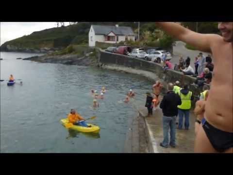 Sandycove Island, Global Open Water Swimming Conference October 2013