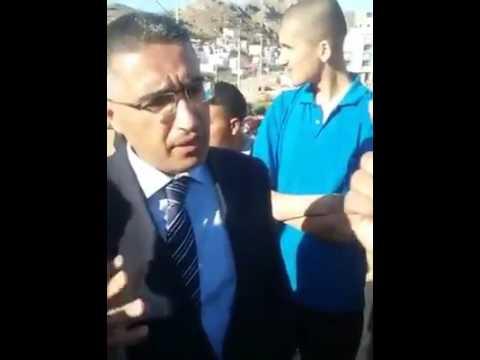 بعد اعتقال قادة الحراك الريفي … الوالي اليعقوبي في حوار ساخن مع ساكنة الحسيمة (شاهد الفيديو)