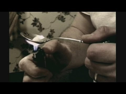 Meth: causing a 'health nightmare' in London?