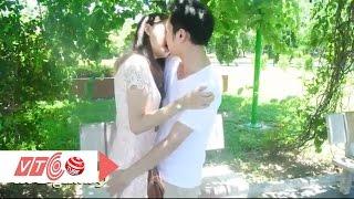 Dùng tiền hôn người lạ: Con gái Việt quá dễ dãi?   VTC