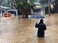 Raw: New Calif. Storm Brings Flooding, Mudslides