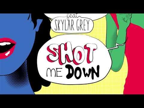 David Guetta - Shot me down ft. Skylar Grey (Subtitulada al Español)