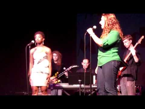 Jenn Furman and LaQuet Sharnell sing YOU DESERVE BETTER by Bobby Cronin