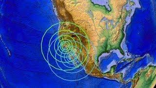 3/22/2014- Earthquakes FORECAST In Indonesia, California