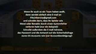 Fifa 14 Ultimate Team Hack Ps3 / Xbox 360