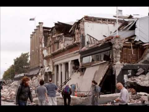 Christchurch Earthquake  - New Zealand National Anthem by Cindy Ruakere