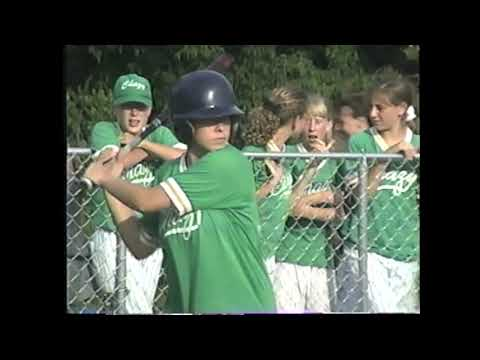 Rouses Point - Chazy Pony Softball 7-27-95