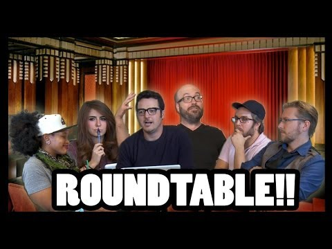This Week's Movie News Roundtable! - CineFix Now