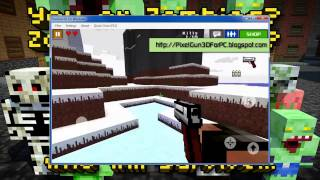 Download Pixel Gun 3D For PC And Windows