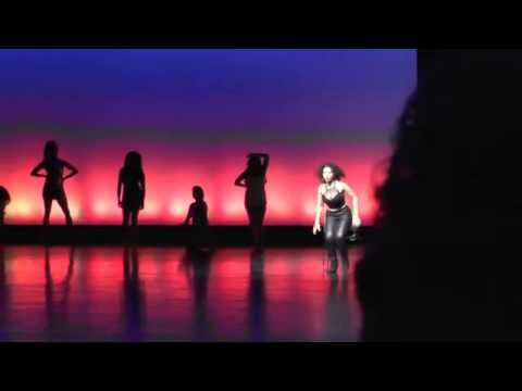 Six Shades of Pop (Beyonce) @De Anza VPAC 3/15/14