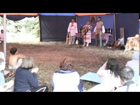 Культурная программа на Фестивале Адвайты  (28.07.2010)