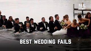 Najlepšie faily na svadbách