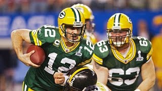 Super Bowl XLV: Steelers vs. Packers highlights