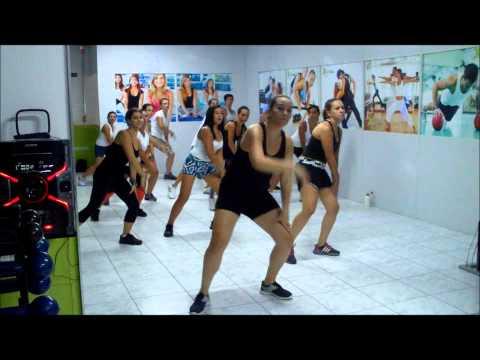 Aula de Axé - Dança Sensual (mc Koringa)