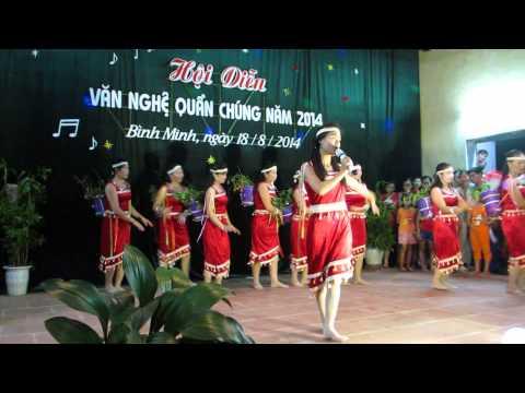 Mua chieu len ban thuong. K9- Binh Minh-Kim Son-NB