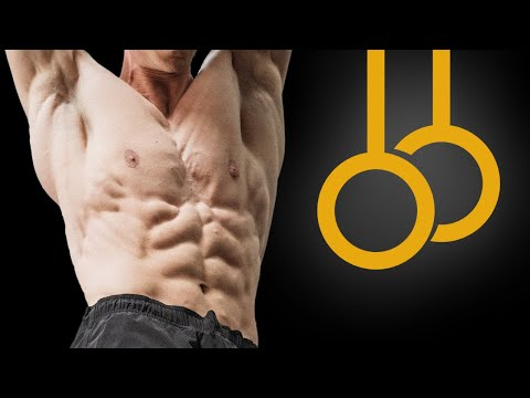 6 PACK ABS for CALISTHENICS (Bulletproof Core)