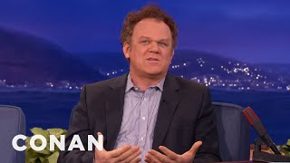 John C. Reilly's Robs a Freight Train