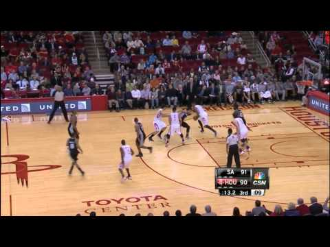 Jeremy Lin career high-tying 38 points vs Spurs || DEC 10, 2012 || HD